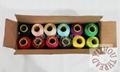 embroidery thread 120D/2 4