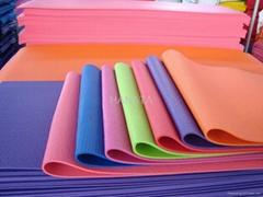 Eco - friendly Manufacturer fashionable yoga mat