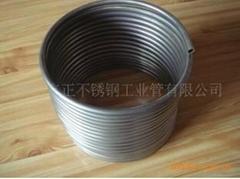 不鏽鋼盤管