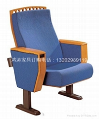 實木禮堂椅
