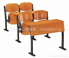 多媒體教室課桌椅