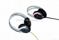 Fashion music headphone