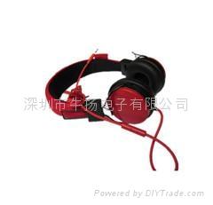 编织线音乐耳机 2