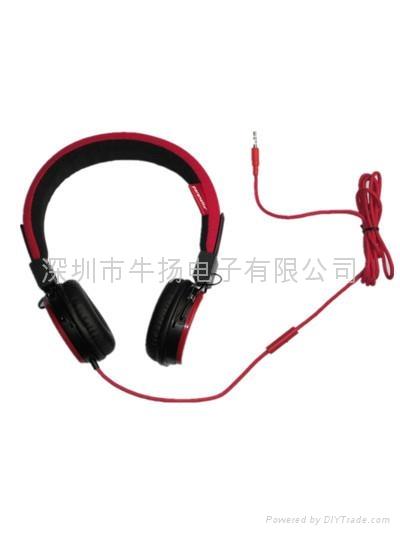 编织线音乐耳机 3