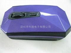 2.4G RF 频率光电鼠标
