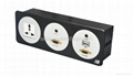 Hotel power data socket special for