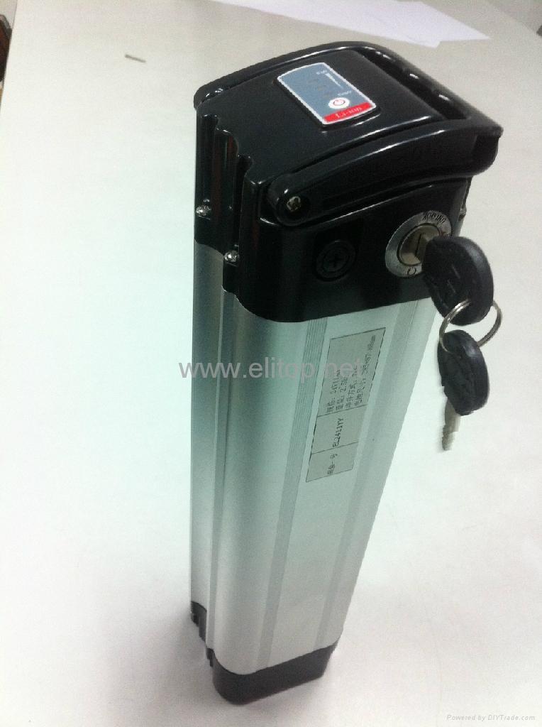 24V11Ah電動車鋰離子電池 鋁殼 3