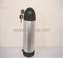 36V9Ah電動自行車鋰電池組(水壺電池)