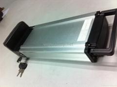 36V11Ah电动车锂电池 铝壳