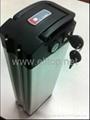 48V11Ah鋁殼電動自行車鋰