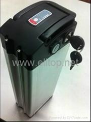 48V11Ah铝壳电动自行车锂