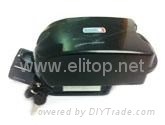 36V11Ah E-bike battery (frog type)