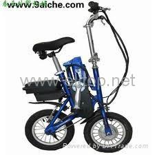 36V小青蛙款電動自行車電池 4