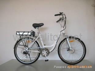 36V11Ah電動自行車鋰電池組(后衣架電池盒) 2