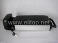 36V11Ah電動自行車鋰電池組(后衣架電池盒) 3
