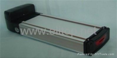 36V11Ah電動自行車鋰電池組(后衣架電池盒) 4