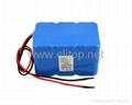 水质监测仪电池
