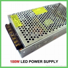12V 24V 100W LED Switching Power Supply