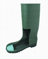 .protective safety boots Gum Wellington Boots,security work shoes.hiking boots. 5