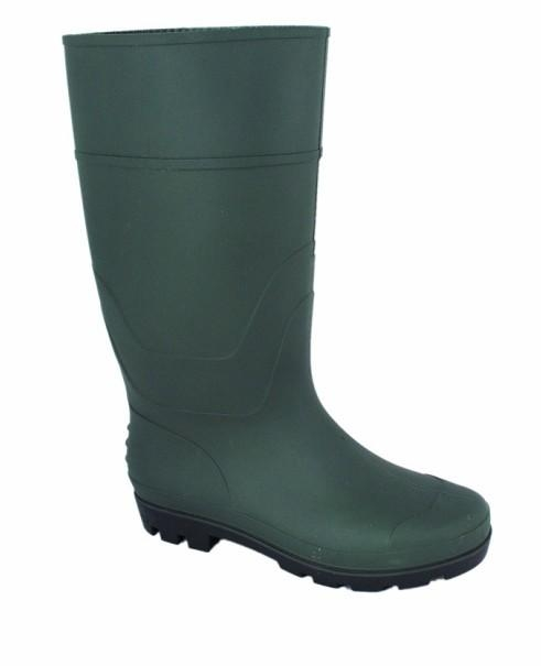 white pvc  rain boots  for food .hospital industry  4