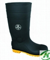 fishing pvc rian boots  gum boots .Safety Protective waterproof  4