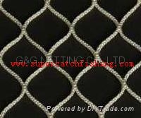 RASCHEL KNOTLESS  NET AND NETTING (Hot Product - 1*)