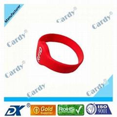 RFID 智能腕帶表