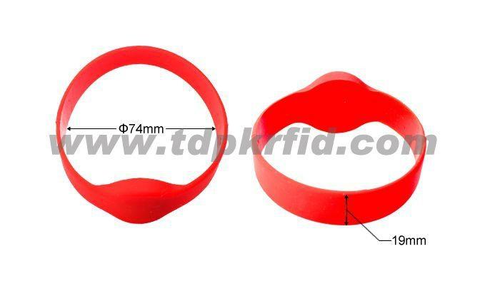 RFID 智能腕帶表 2