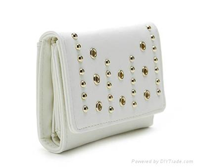 五金缕空装饰钱包