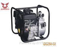 宗申  汽油机  水泵 QGZ