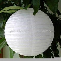 High quality Chinese round paper lanterns