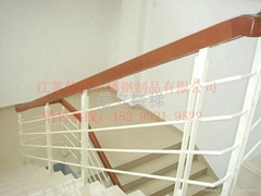 不鏽鋼樓梯扶手立柱