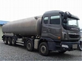 used fuel tanker truck