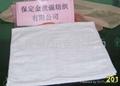 25克漂白小方巾 2