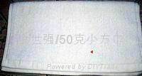 25克漂白小方巾 3