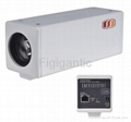2.0 Megapixel Full HD IP Zoom Camera with H.264
