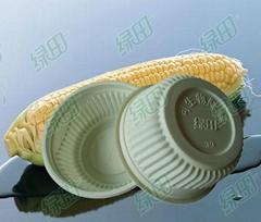 一次性玉米淀粉碗系列