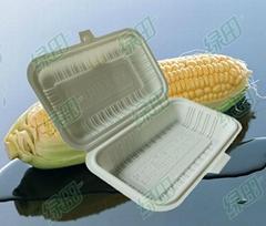 一次性玉米淀粉快餐盒系列