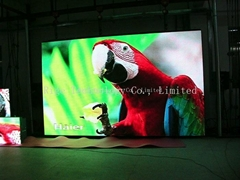 LED P10 outdoor display screen