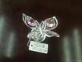 金屬蝴蝶小擺件工藝禮品