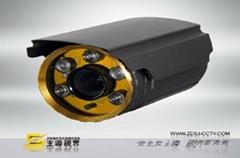 点阵式红外系统摄像机