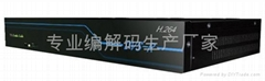 1路D1存儲型網絡視頻服務器
