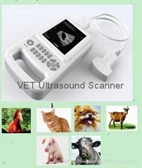 Animal/VET Palm Ultrasound Scanner with
