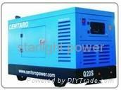 10kw/12.5kVA Silent diesel Generator genset
