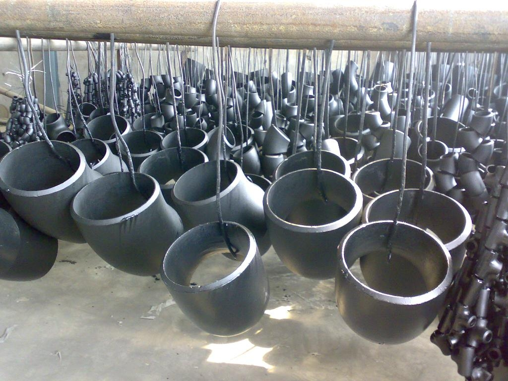 carbon steel elbow pipe fitting 1