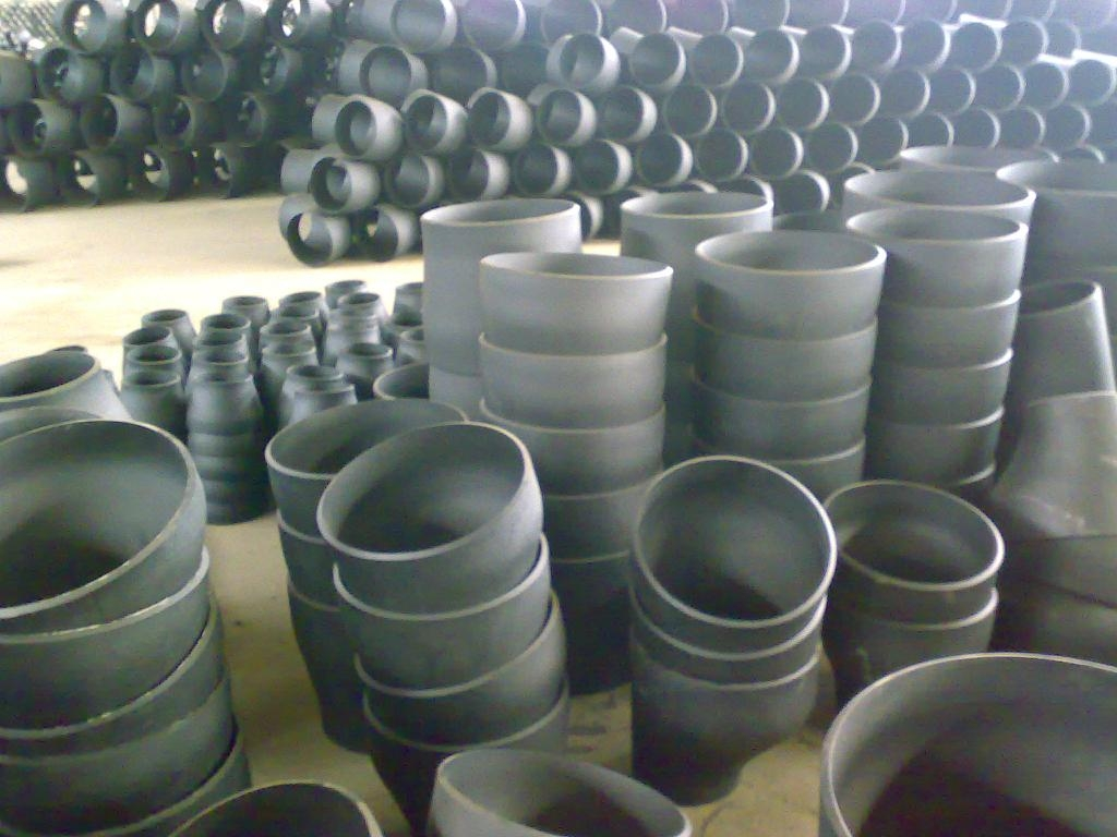 carbon steel elbow pipe fitting 4