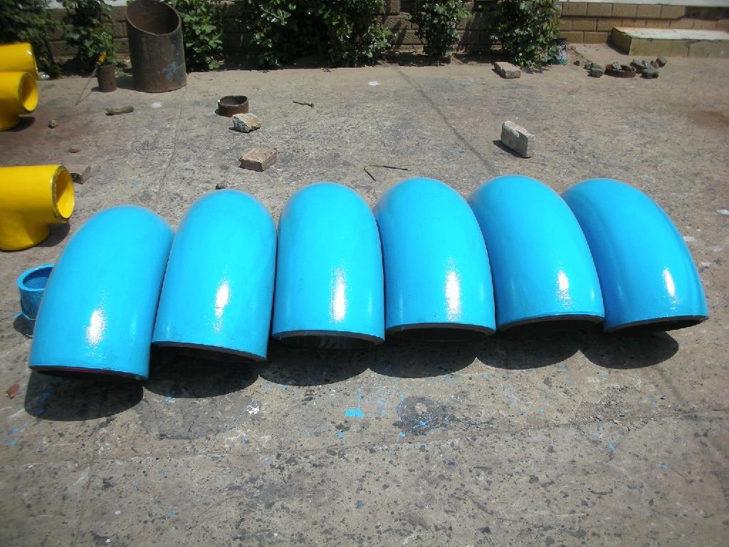 astm b16.9  carbon steel tee 1