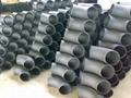 astm b16.9  carbon steel tee 2