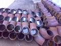 astm b16.9  carbon steel tee 4