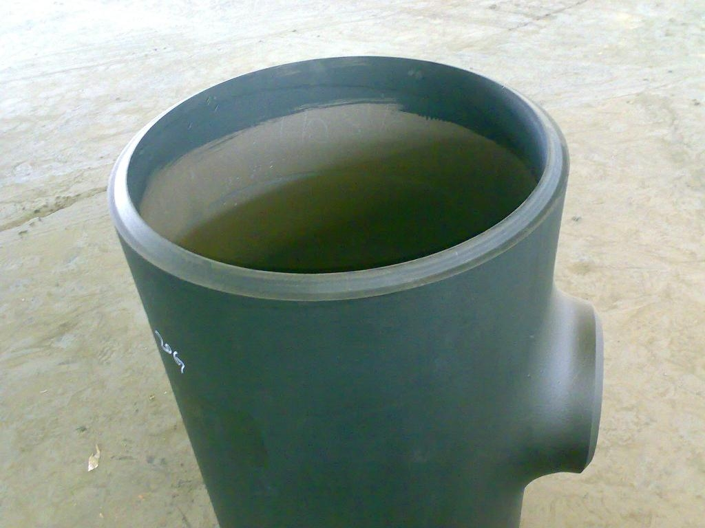 butt welded tee pipefittings 4